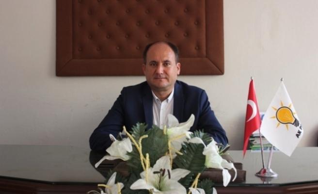 AK Parti Çine İlçe Başkanı Mehmet Tosun Engelliler Gününü Kutladı