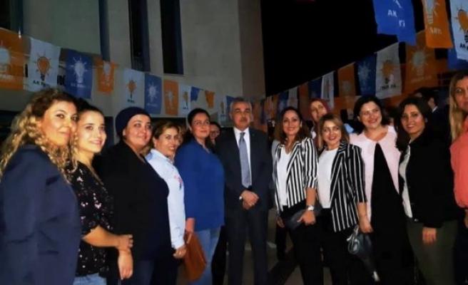 """Aydın AK Parti Milletvekili Savaş; """"Kadın Annedir, Eştir, Kardeştir, Evlattır"""""""