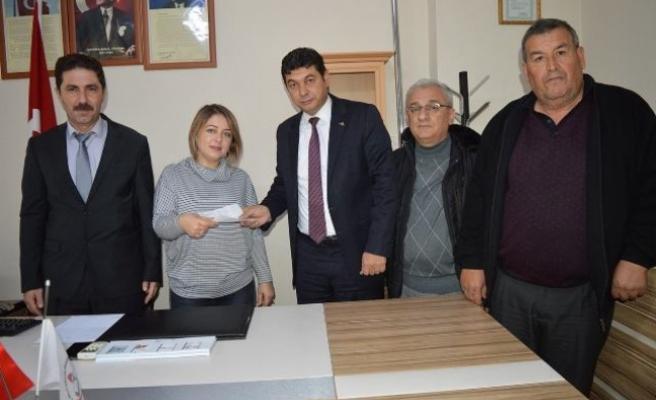 Boğa Güreşi Komitesinden, Eğitime 9 Bin 315 Lira Katkı