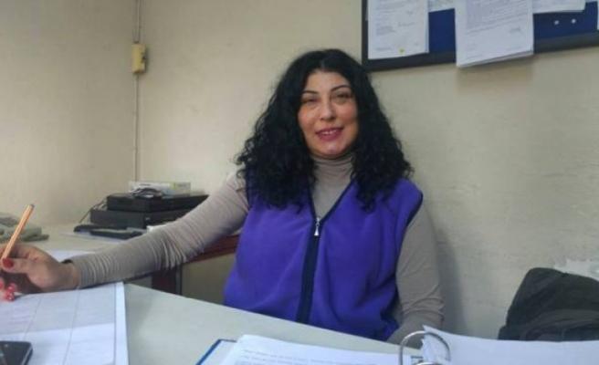 Hayatını Kaybeden Polis Emel Baygün'ü, Mesai Arkadaşları Son Yolculuğuna Uğurladı