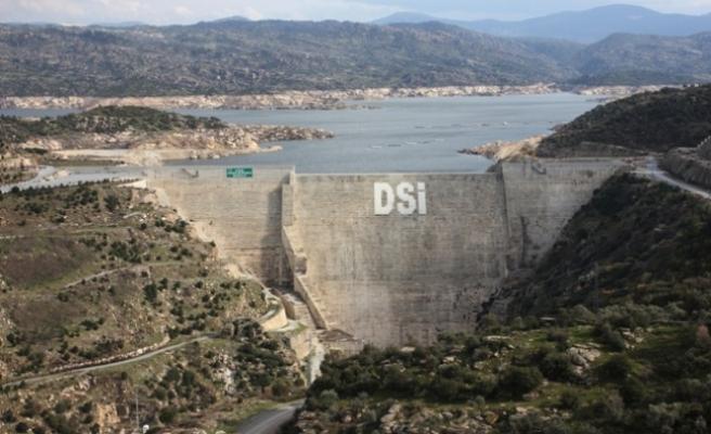 Aydın'a 11 Baraj ve 7 Gölet İnşa Edildi