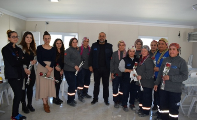 EYSİM Madencilikte '8 Mart Dünya Kadınlar Günü' Etkinliği
