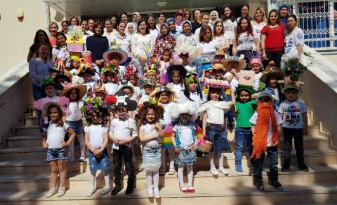Akçaova İlkokulu'nda 5. Geleneksel Okul Öncesi Şenliği