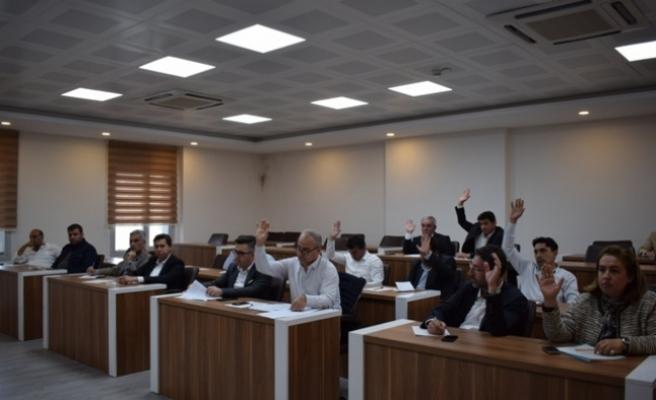 Çine Belediye Meclisi Toplandı