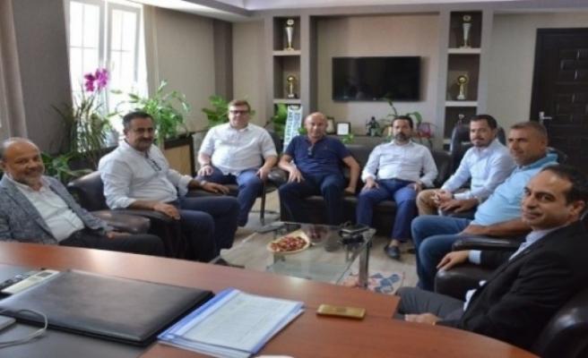 Aydın Sağlık Müdürü Osman Açıkgöz Görevine Başladı