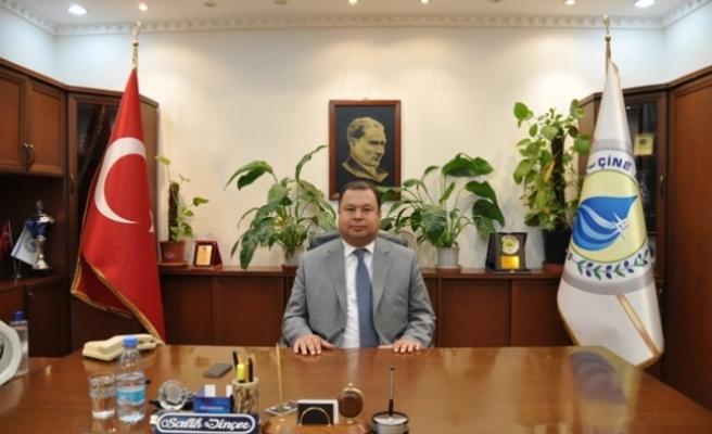 Başkan Dinçer, 'Yatırımı Çine'ye Yapalım, Biz de Varız'