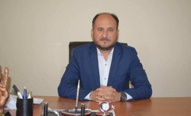 AK Parti İlçe Başkanı Tosun'dan Cezaevi Açıklaması