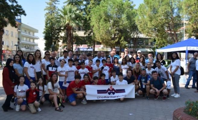 Avrupalı Bisikletliler Çine'yi Pedalladı