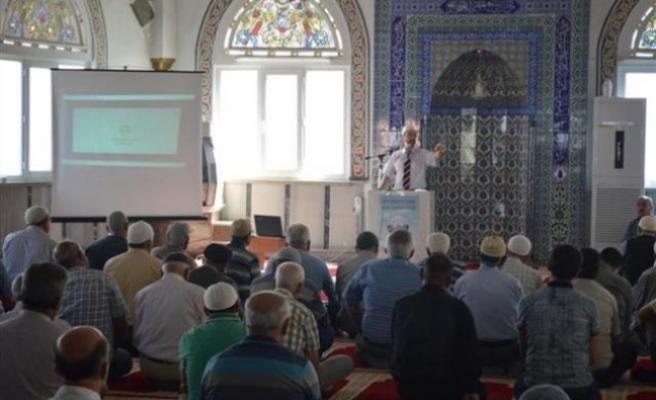 Çine'de Camiler ve Din Görevlileri Haftası Kutlandı