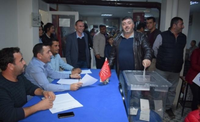 CHP Çine Merkez Mahalle Delegelerini Seçti