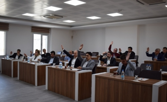 Çine'de Kasım Ayı Meclis Toplantısı Yapıldı