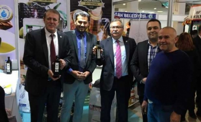 Topçam Markası Ankara'da Tanıtıldı