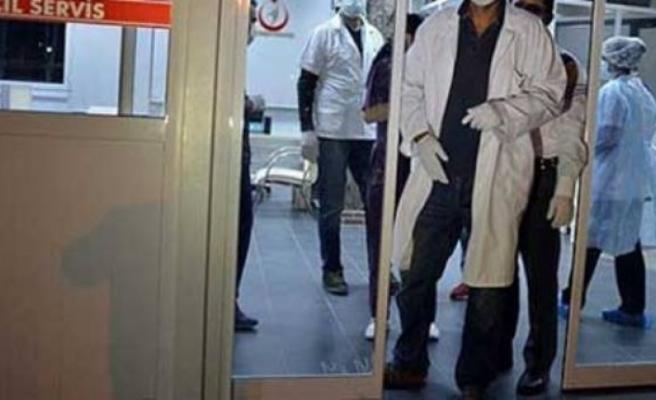 Çine'de Sağlık Çalışanlarına Destek İçin Alkış