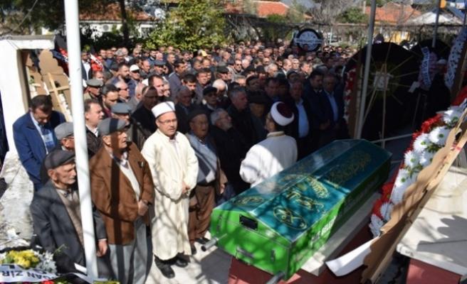 Mustafa Eşiyok Son Yolculuğuna Uğurlandı