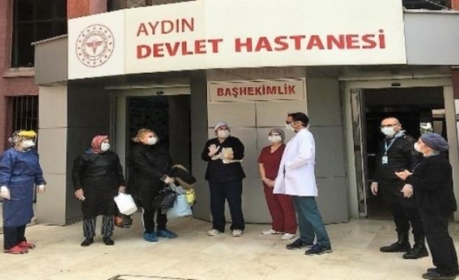 Aydın'da 14 Hasta Korona Virüsünü Yendi