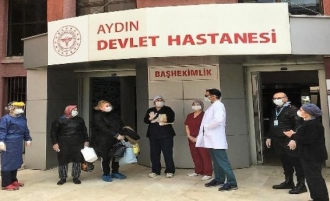 Aydın'da Korona Virüsten İyileşen Sayısı 19'a Yükseldi