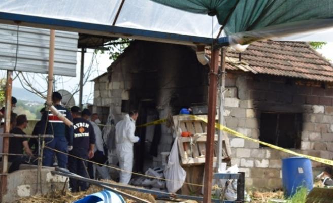 Çine'de İkamet Yangını: İki Çocuk Hayatını Kaybetti