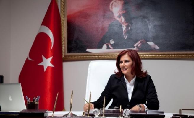 """Başkan Çerçioğlu, """"Gazi Meclisimizin 100.Yaşı Kutlu Olsun"""""""