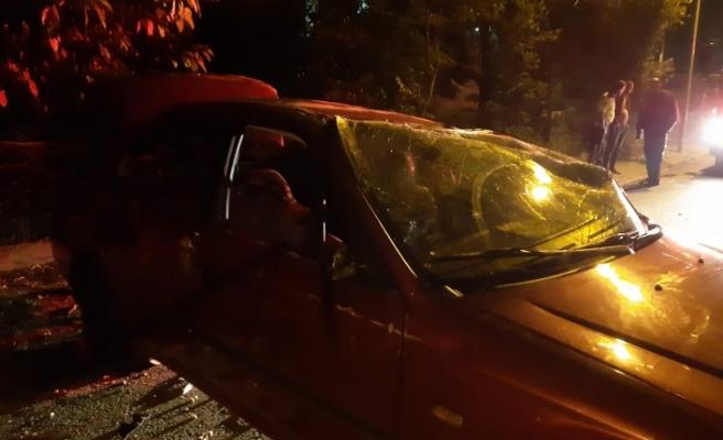 Çine'de Kaza, 4 Yaralı