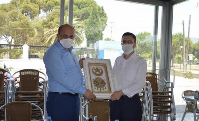 İlçe Müftüsü Mehmet Atay İl Müftü Yardımcılığına Tayin Oldu