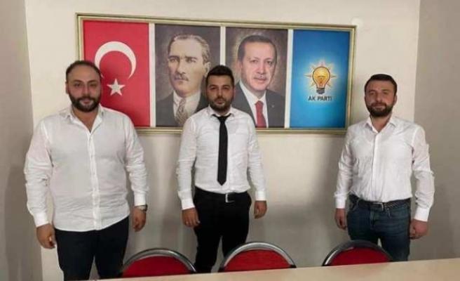 AK Gençlik Egemen Yılmaz Atandı