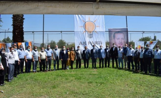 AK Parti Karpuzlu'da Aydoğdu güven tazeledi