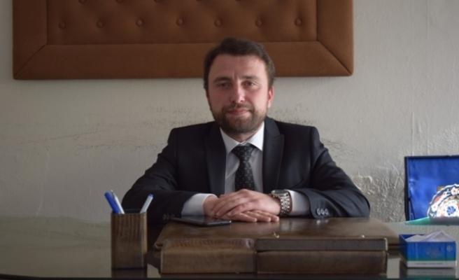 """AK Parti İlçe Başkanı Çakır, """"Doğalgazı değil, 45 projenin bitim tarihlerini duyurun"""""""