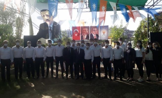 AK Parti Çine Gençlik Kolları 6. Olağan Kongresi Gerçekleştirildi