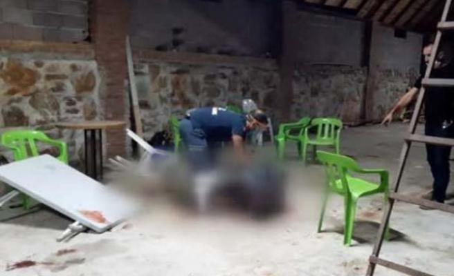Çine'de akrabasını tüfekle vurdu
