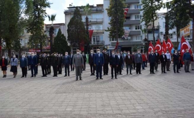 Cumhuriyet Bayramının 97.Yıl Dönümü kutlamaları başladı