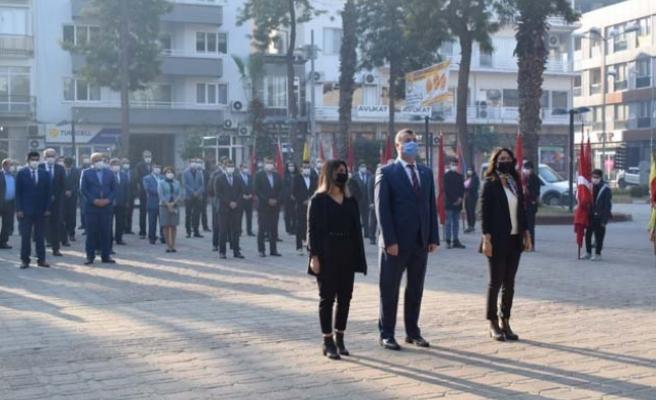 Çine'de Öğretmenler Günü kutlandı