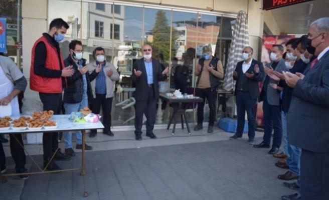 Çine Ülkü Ocakları, 103.  Yılında Başbuğ Türkeş'i Andı