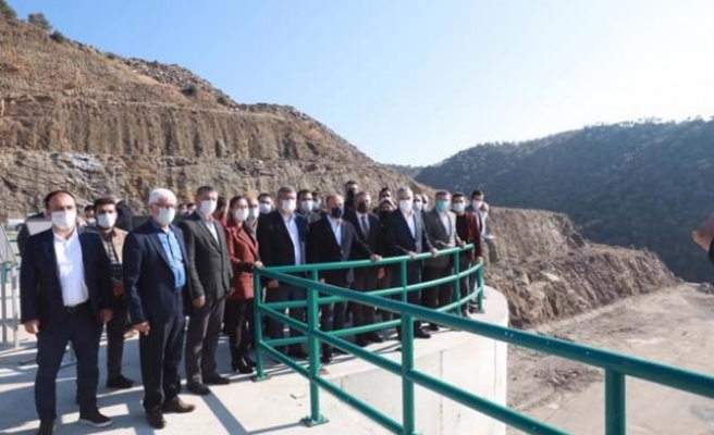 Çine'de 142 Milyon Liralık Dev Proje Açılışı Gerçekleşti