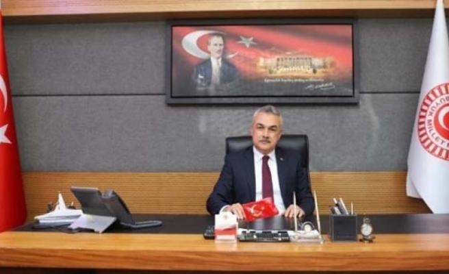 Milletvekili Savaş: Atatürk'ün emaneti Cumhuriyeti sahip çıkmak ve hedeflerimize ulaşmak için var gücümüzle çalışacağız