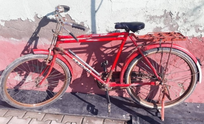 Çine'de Bisiklet Hırsızları Yakalandı