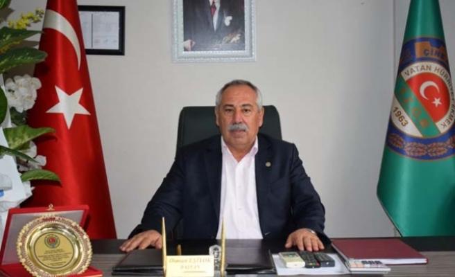 Covid-19'u Yenen Başkan Eşiyok Görevine Başladı