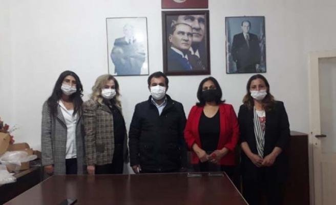 MHP Çine Kadın Kolları Başkanlığına Nihal Bilgiç Atandı