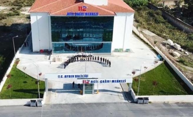 Aydın'da, 112 Acil Çağrı Merkezi hizmete giriyor