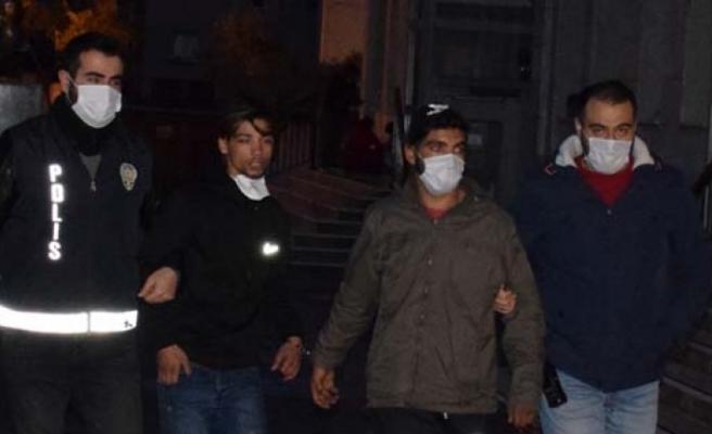 Çine'de motosiklet hırsızları tutuklandı