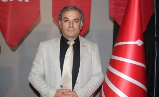 """CHP'i Başkan Şahin: """"Kaderiyle baş başa bırakılmış çiftçiler ordusu!"""""""