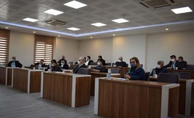 İlçe Genel Meclis Şubat ayı toplantısı yapıldı