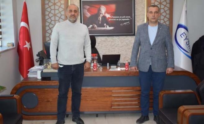 Ülkü Ocakları Başkanı Çalışkan'dan, Muhammet Demir' e Ziyaret