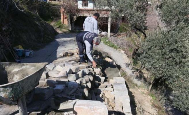 Efeler Belediyesi Mağduriyetin Önüne Geçti