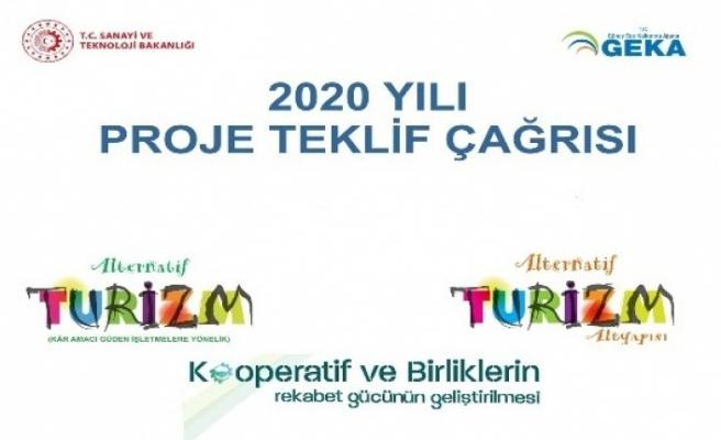 GEKA'nın 2020 yılı proje teklif çağrısı sonuçları açıklandı
