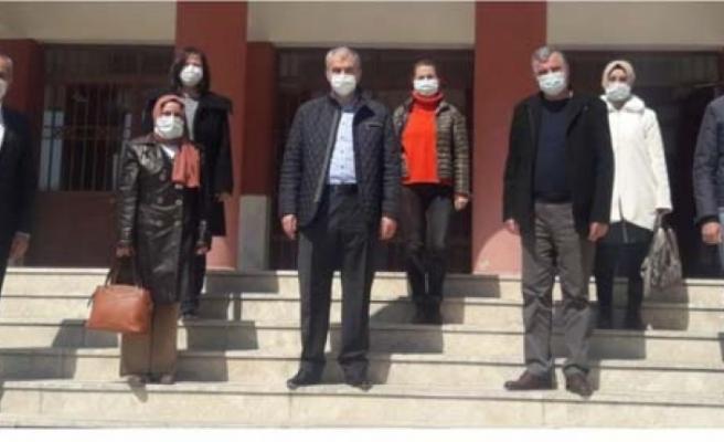 İl Müdürü Okumuş, Çine İlçemizi Ziyaret Etti