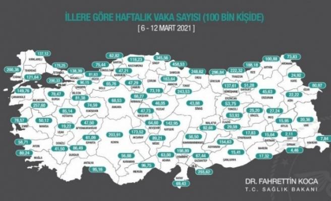 """Vali Aksoy; """"Aydın'da pozitif vaka sayısında artış gözlemleniyor"""""""