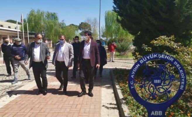 Sümerpark Büyükşehir Ve Nazilli Belediyesi İşbiriliği İle Yenileniyor