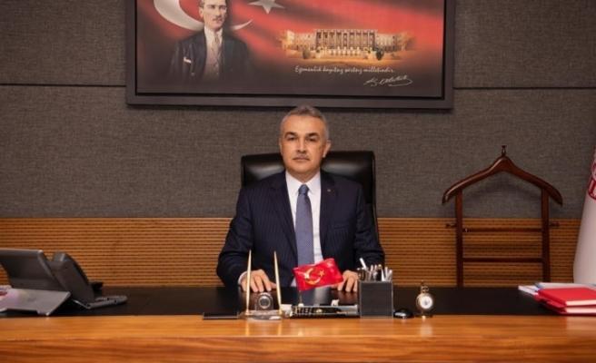 AK Parti Aydın Milletvekili Savaş'ın 'Kurban Bayramı' mesajı