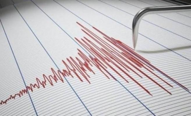 Aydın'da 3.9 büyüklüğünde deprem!