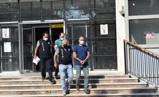 Çine'de FETÖ'den aranan 2 kişi tutuklandı